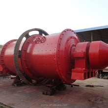 Stone ball mill for ore and cement with ABB motor SKF bearing