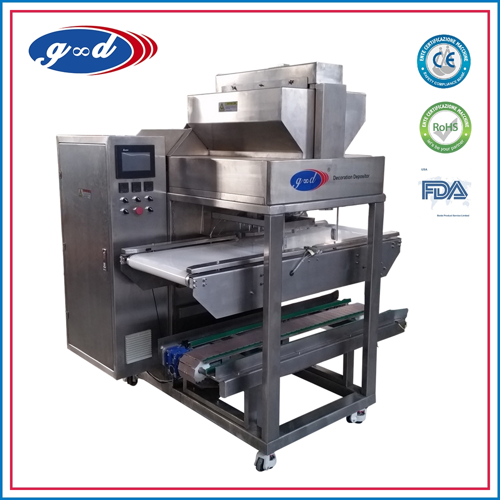 Automatic Decoration Chocolate Candy Making Machine
