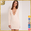 Custom party white bodycon wholesale bandage dress for women