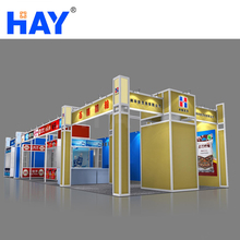 Portable and Stable Exhibit Fair Stands