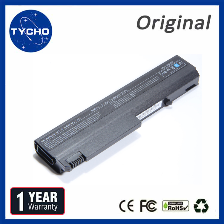 Original Laptop Battery NX6120 For HP Compaq NX6100 NX6105 NX6110 NX6115 NX6125 NX6130 NX6140 NX6300 NX6310 NX6315 Battery