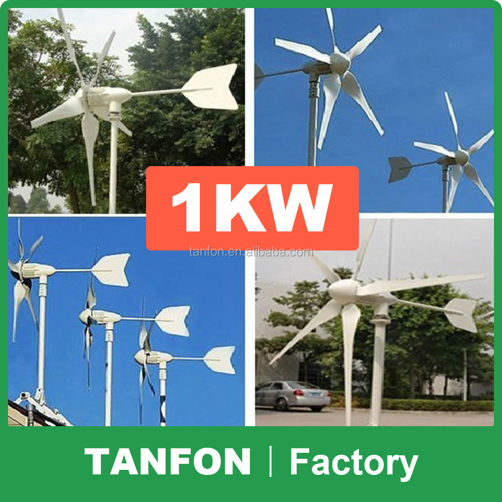 Foshan factory direct supply 150w-500kw wind turbine generator,wind generator,windmill generator