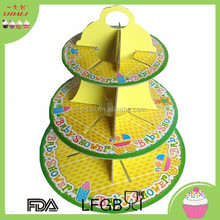 Cake stand for baby shower,multi-layer cake stand,3 Tier cupcake stand