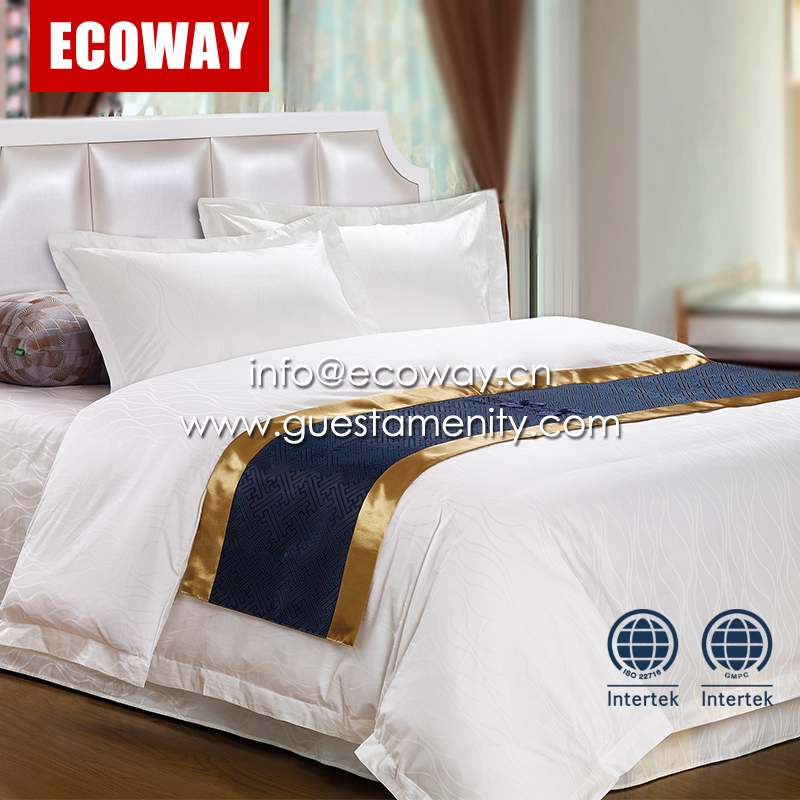 wholesale 100% cotton bedding set luxury hotel duvet cover set
