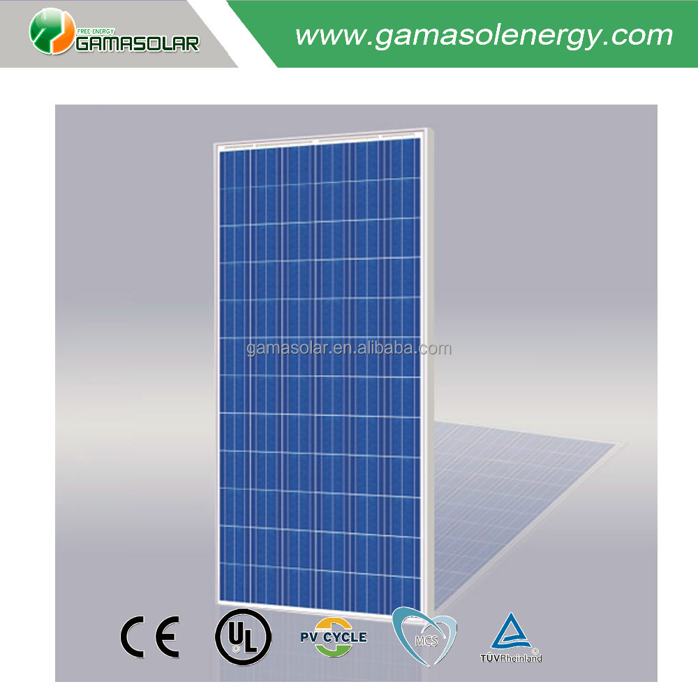 China manufucturing hot sale 60 cell 260w solar photovoltaic module for energy