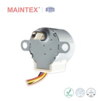 Cheap Strong Torque 24BYJ48 Geared Stepper Motor for IP Camera