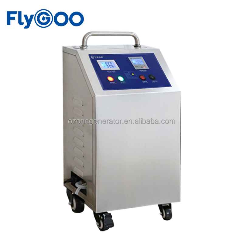 Movable Ozone Sterilizer for Air