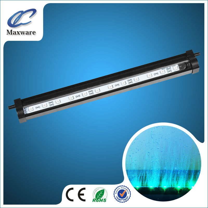 China led aquarium light fish tank decoration 5050 underwater lgiht canopy led light
