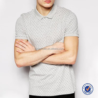 latest shirt designs for men 100% cotton polo t shirt customized printing short sleeve polo t shirt