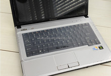 Factory Custom Laptop Silicon Keyboard Skin for Samsung