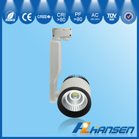 LED Track Light 20W COB Rail Light Spotlight strip Equal to Halogen Lamp 110v 120v 220v 230v 240v Track Lamp Rail Lamp