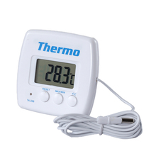Liweihui <strong>max</strong> min have pocket instant in room testing thermometer with large screen liquid display TA268A