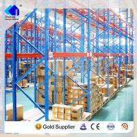 Steel Jracking Warehouse Adjustable Angle Iron Shelf