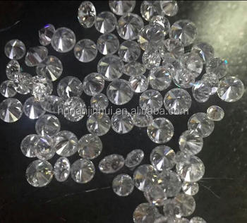Lab Grown Polished Diamonds 1mm 2mm 3mm