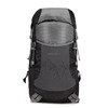 Customized professional ripstop foldable outdoor travel backpack