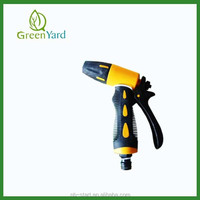 plastic Memory Tip Spray Nozzle garden watering spray gun 5107