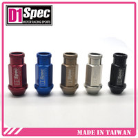 D1 Spec racing nuts for all car models Hexagon guard Lug Nuts