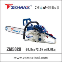 China 520ml fuel tank chain saw for 5200 chain saw
