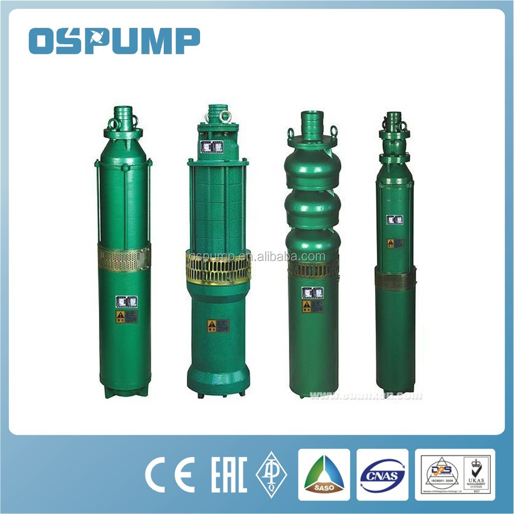 Made in China solar deep well submersible water pump