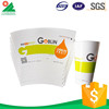 With Color Printed Custom Disposable paper cups coffee