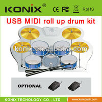 electronic drum cymbals for the National Day