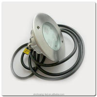 marine 3x3w led swimming pool lights