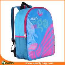 china factory good quality backpack child school bag with printing
