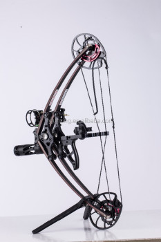 New Product, 60LB triangle compound bow and arrow, archery set