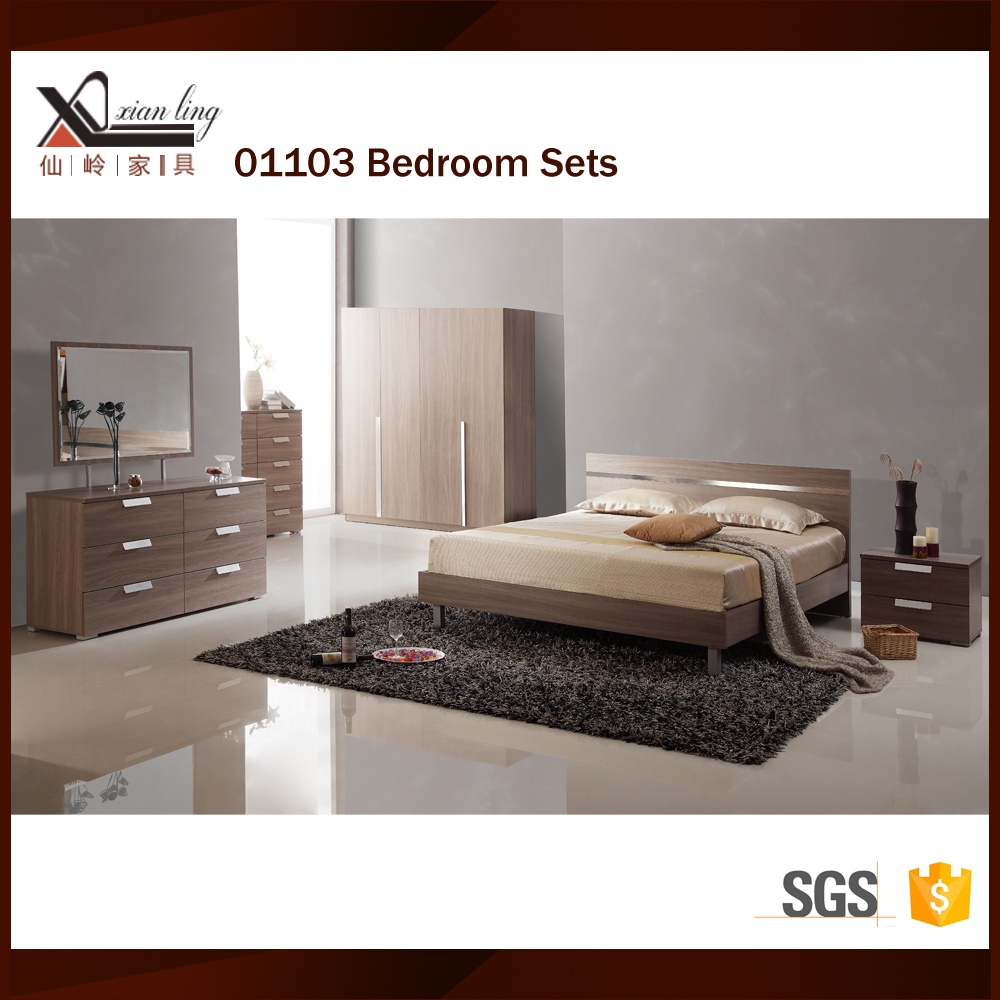 Wooden laminate used bedroom furniture for sale buy used for Second hand bedroom furniture