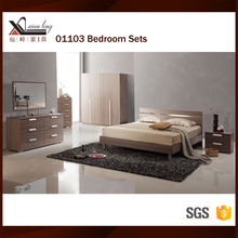Wooden Laminate Used bedroom furniture For Sale