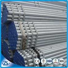 HOT dipped galvanized steel pipe /GI square steel pipe / tube structure building material