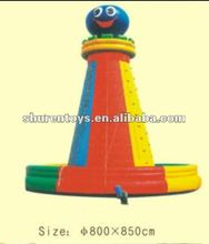 Exciting! Kids Inflatable climbing toys for amusement park