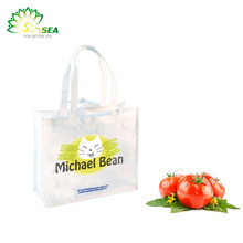 rice plastic bag/PLA non woven bag
