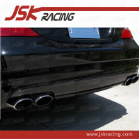 2005-2009 OEM STYLE CARBON FIBER REAR DIFFUSER FOR MERCEDES BENZ CLS-CLASS W219(JSK060708)
