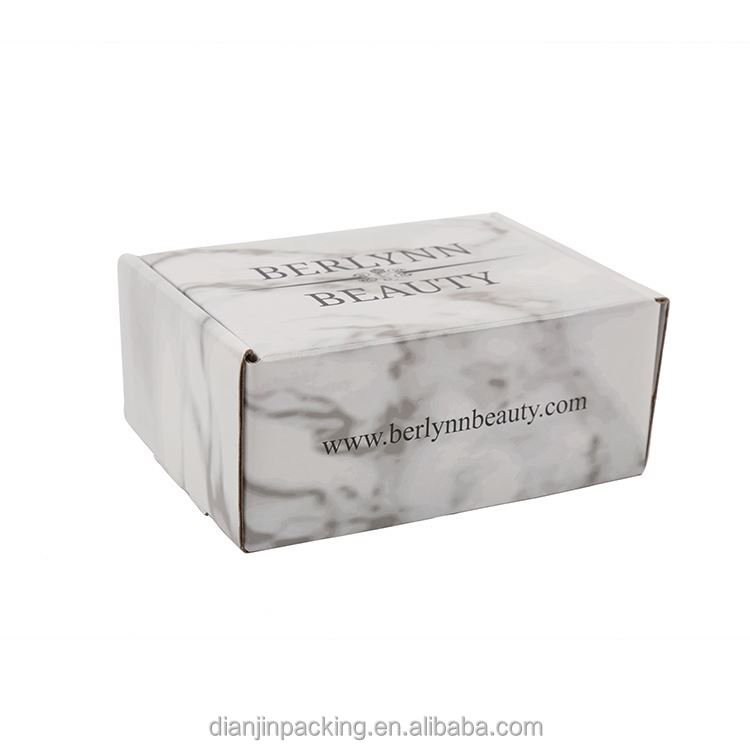 Latest product custom design easy carry clear food packaging boxes