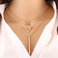 European Hot Selling Gold Plated Multilayer