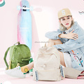 Fashion Tyvek paper backpack bag