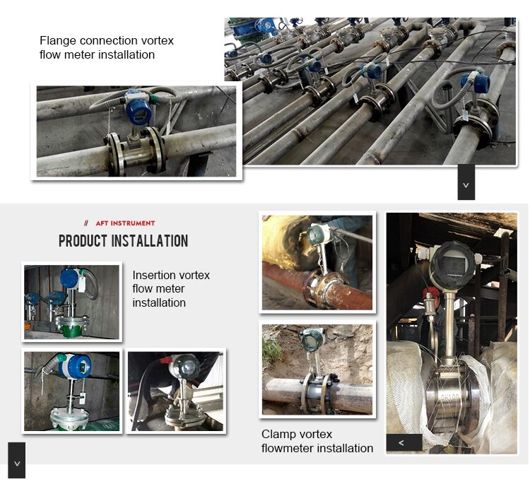 durable in use insertion type nitrogen gas vortex flow meter.jpg