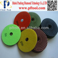 All Grit Angle Grinder Masonry Diamond Polishing Pad