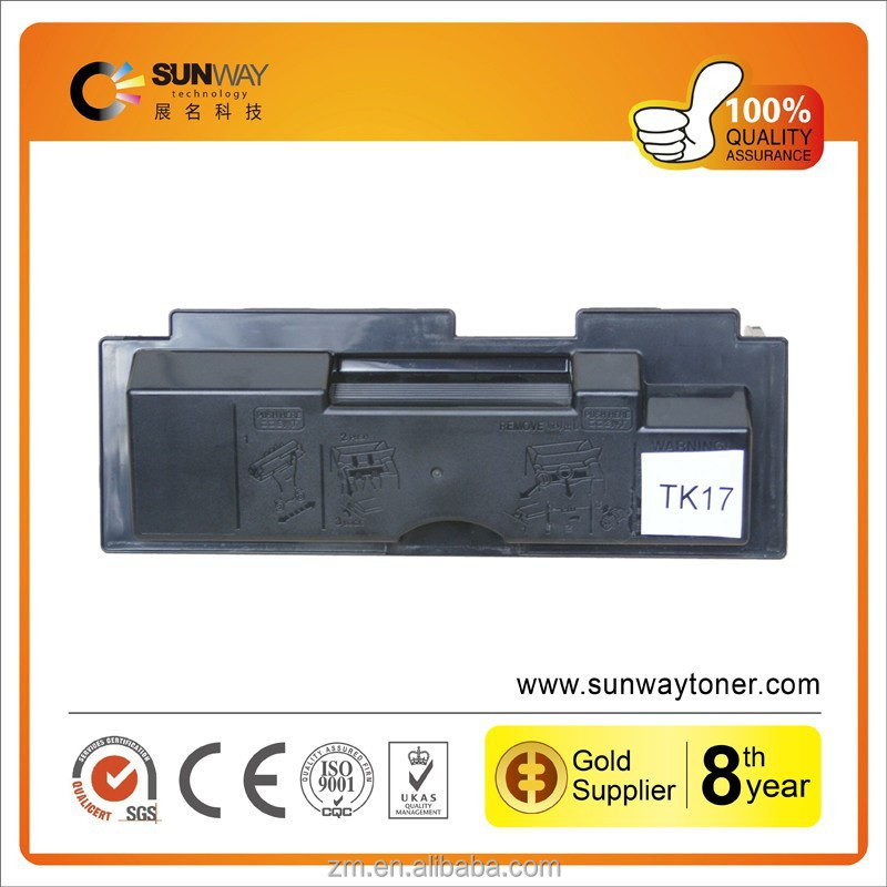 Black Laser For Kyocera Toner Cartridge Compatible Printer FS-1000/1000+/1010/1010N/1050/1010+