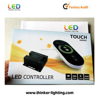 Wireless LED Remote Controller Color Temperature Adjustable led light remote control