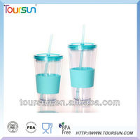 20oz. Double wall plastic tumbler