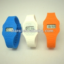 mk watch silica gel watch women silicone rubber wristband watch