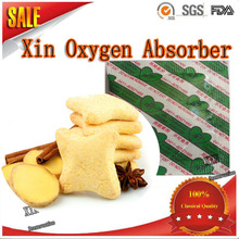 food grade Iron Based oxygen absorber for jerky bread cake