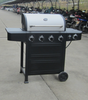 Hot Sell !! Gas Big Garden 4 Burner Barbeque Grill Gas (PG-40421S0L)