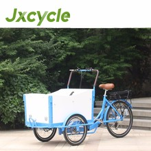 3 wheels electric cargo motor tricycle/cargo Bicycle /bike /trike