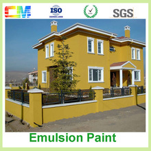 Highly functional wear and heat resistance best exterior wall acrylic emulsion paint
