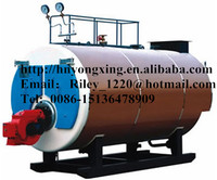 wns oil-fired heating boiler induction heating boiler