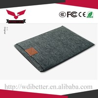 Wool Felt Bag Tablet Carrying Case For Macbook Air IPad