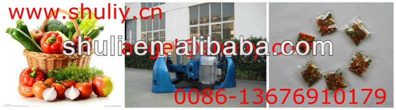 automatic fruit and vegetable dewatering machine 0086-13676910179